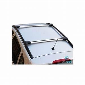 Barre De Toit Clio 4 Estate : barres de toit pour renault clio iii sw 06 transversales aluminium le jeu de 2 omtec ~ Melissatoandfro.com Idées de Décoration