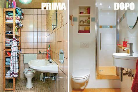 Bagni Per Casa Bagno Piccolissimo Con Doccia Progettazione E Idee