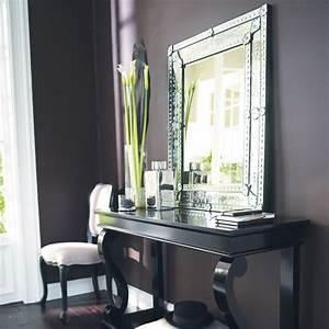 Miroir Fenetre Maison Du Monde : miroir en verre h 90 cm v nitien maisons du monde ~ Teatrodelosmanantiales.com Idées de Décoration