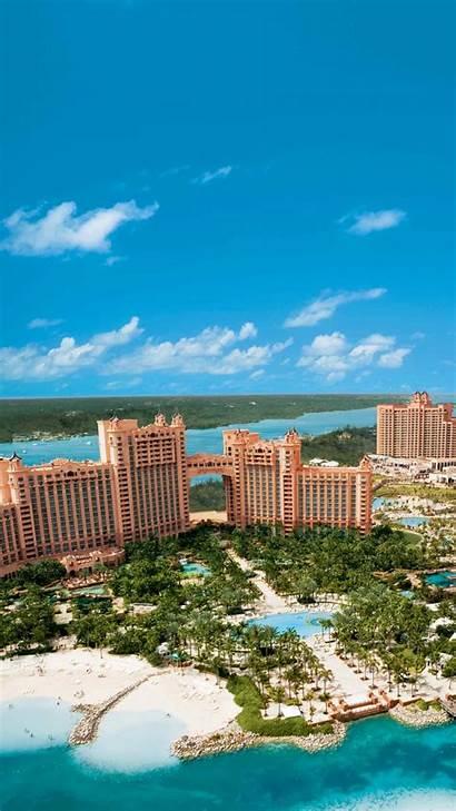 Bahamas Resort Ocean Island Hotel Sea Travel