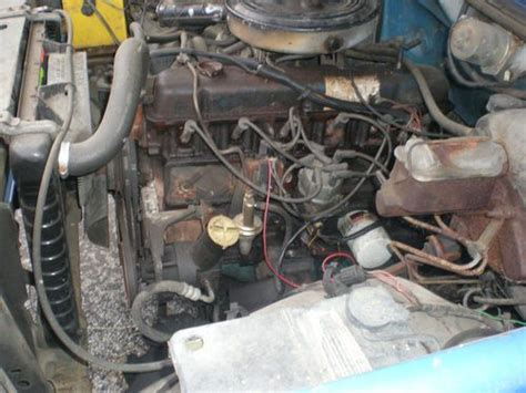 car engine manuals 1984 ford exp auto manual sell used 1984 ford f 150 4x4 straight 6 engine 4 speed manual transmission many new parts in