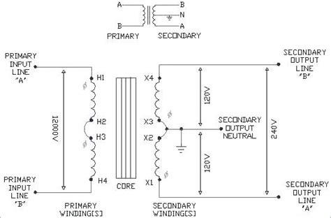 3 Wire 240 Wiring Diagram by 480v To 240v 3 Phase Transformer Nvshen