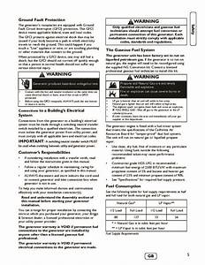 Briggs And Stratton 040248 Generator Owners Manual