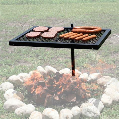 pit fire cooking accessories grills cook grill open pits outdoor these flame food amazon bag legs