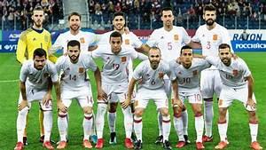 Equipe Foot Espagne Liste : coupe du monde 2018 tout savoir sur l espagne ~ Medecine-chirurgie-esthetiques.com Avis de Voitures