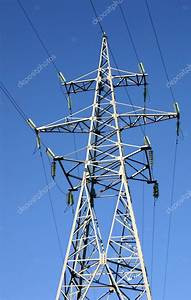 High voltage power lines — Stock Photo © IndianSummer #2286495