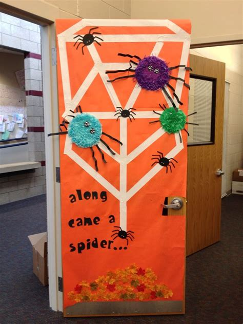 preschool halloween door decorations 87 best classroom door decorations images on 370