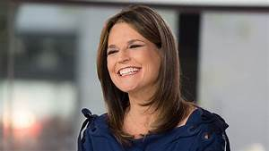 Savannah Guthrie is returning to TODAY tomorrow morning ...
