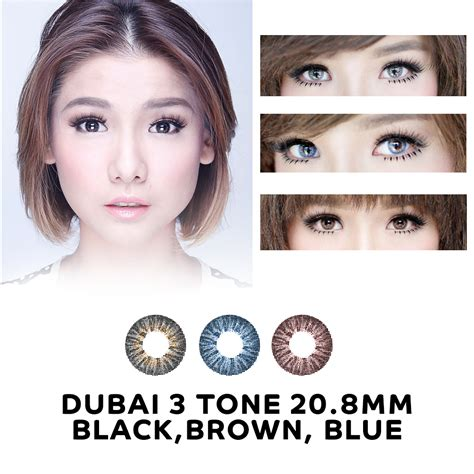 softlens dubai 3 tones luxurious elevenia