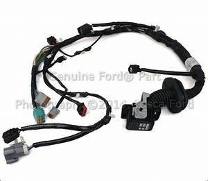 New Oem Lh Side Front Door Jumper Wire Wiring Harness 2010 F150 Crew  U0026 Super Cab