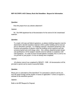 printable rfp response template forms fillable