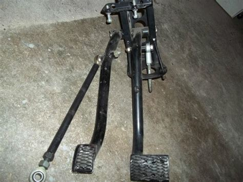 Buy Nascar Brake And Clutch Pedal Assembly Motorcycle In