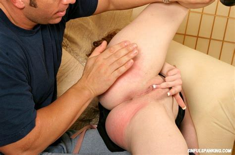 Curly Redhead Slut Spanked Before Rough Sex 2988 Page 6