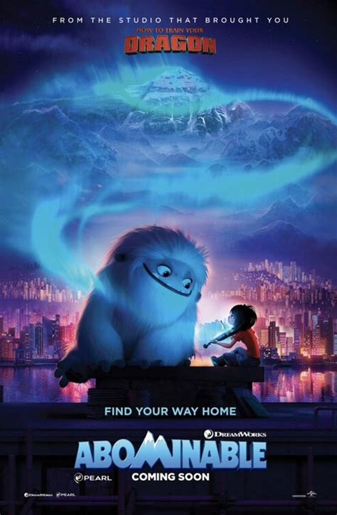 Abominable - Film 2019 | Cinéhorizons