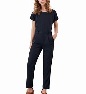 Combinaison Pantalon Femme Habillée : combinaisons femme galeries lafayette ~ Carolinahurricanesstore.com Idées de Décoration