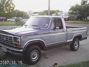 1983 Ford F-150 - Pictures