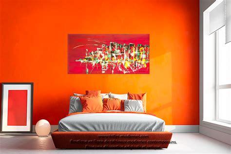 tableaux chambre b tableau peinture nouveauté déco grand format