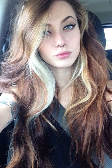 cute long hairstyles  women  stylish  radiant