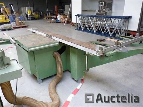 Woodworking Equipment Auction