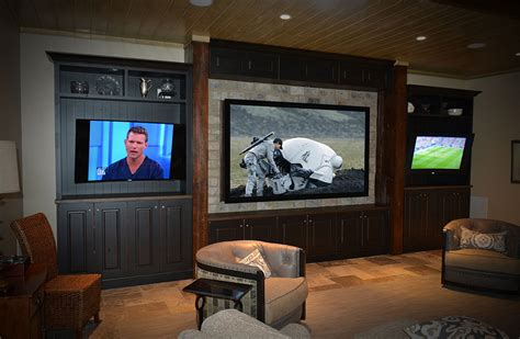 Home Theater & Media Room Installation  Chattanooga, Tn