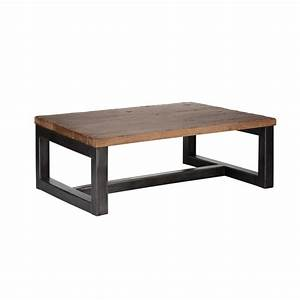 ironoak coffee table 4x3 saloon 2 halo With 2 by 4 coffee table
