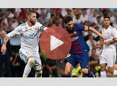 Real Madrid vs Barcelona LIVE STREAM Watch El Clasico