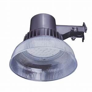 Honeywell led security light in aluminum construction