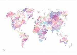world map tumblr background - Google Search: | Wallpapers ...