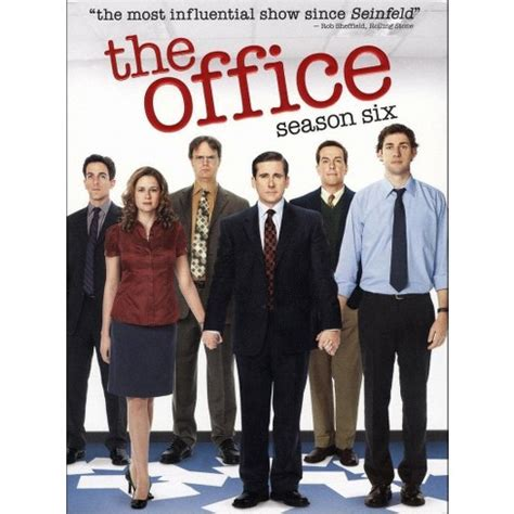 The Office Season Six [5 Discs] Target