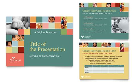 profit association  children powerpoint