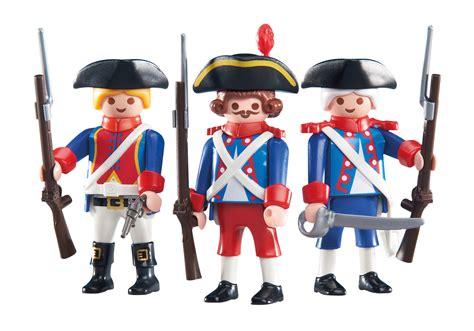 3 soldats de la garde royale 6436 playmobil 174