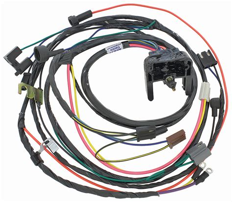 1971 Monte Carlo Wiring Harnes by M H 1970 Chevelle Engine Harness 396 454 Hei W Manual