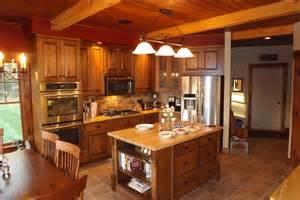 Pole Barn Home Kitchens