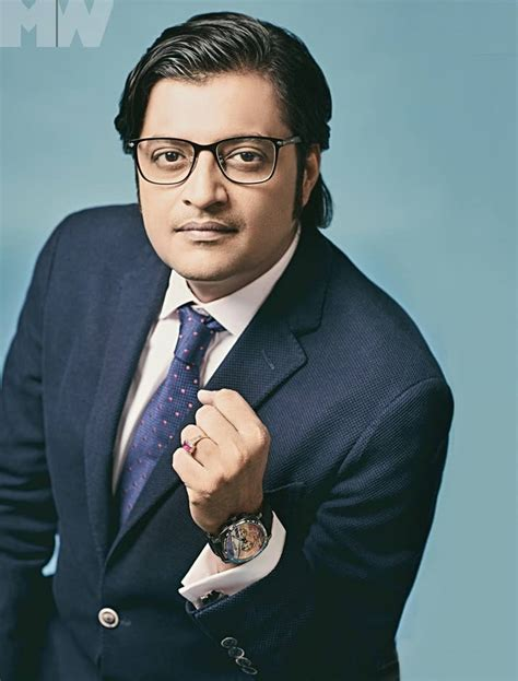 Arnab Goswami Is Looking Dapper AF In This Photo-Shoot ...