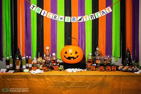 Boofull Halloween Party!  B Lovely Events