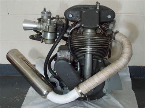 Norton Manx Engine 500cc Short Stroke 1959 Motor