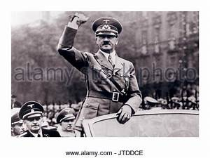 Nazi Germany: Hitler salute Stock Photo, Royalty Free ...