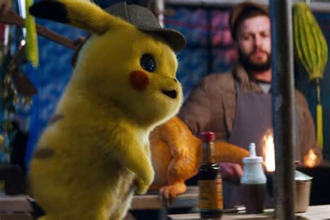 detective pikachus  trailer  ripe