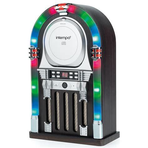 Intempo Mini Bluetooth Jukebox   Wireless Speakers   B&M