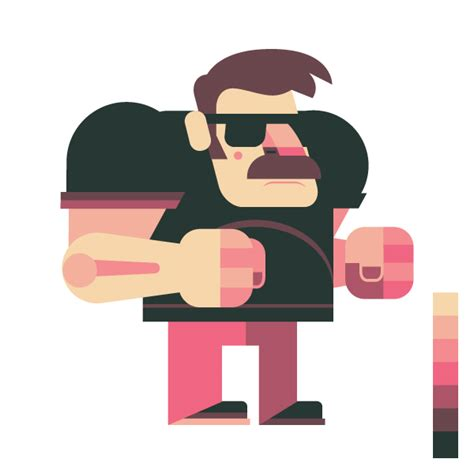 design  vector  set  character poses