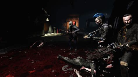 killing floor 2 enemies these new killing floor 2 screens are drenched in blood vg247