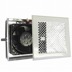 Ventilateur Pour Poele A Bois : boitier de ventilation air chaud pour hotte dmo blanc ~ Dallasstarsshop.com Idées de Décoration