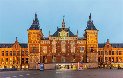 amsterdam centraal station wikipedia