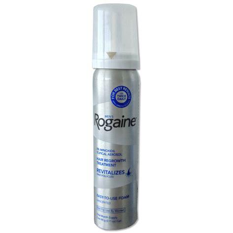 Rogaine Foam For Hair Loss & Thinning Hair