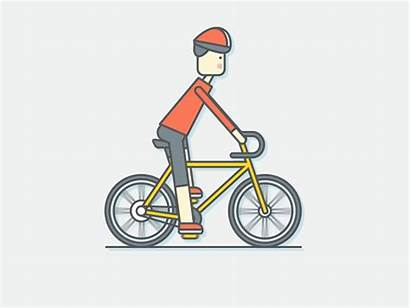 Bike Riding Registration Dude Bicycle Dribbble Form