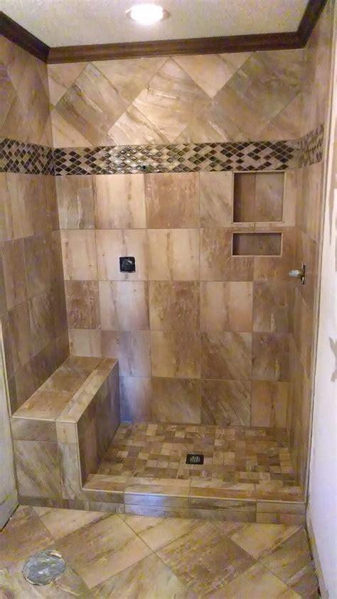 dolce vita flair ecru  shower walls floors