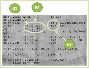 Combien Coute Ma Carte Grise : remorque voiture toutes les notions conna tre ptac ptar g1 f2 ~ Maxctalentgroup.com Avis de Voitures