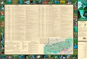 Western North Carolina Waterfalls Map