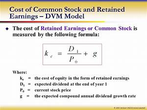 11 Chapter Cost of Capital Based on: Terry Fegarty Carol ...