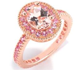 pink gold engagement rings beautiful pink rings gold pink engagement rings ring diamantbilds